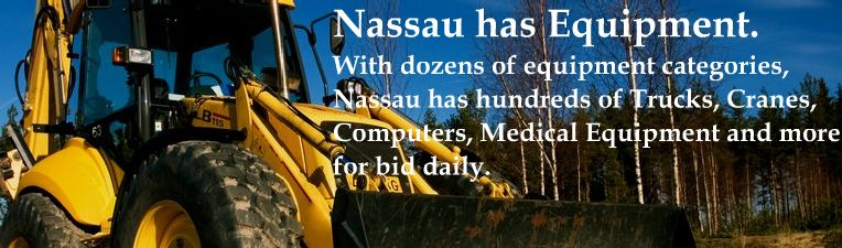 Nassau Asset Management specializes in many aspects of repossession, orderly liquidations, auctions, and asset management