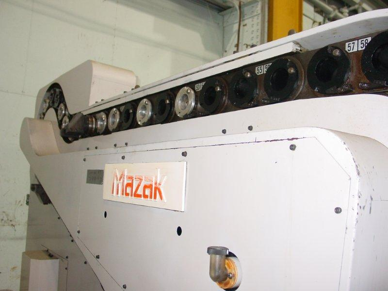 1989 Mazak Slant Turn 40N-ATC CNC Turning & Milling Center