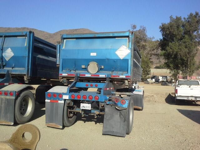 2000 Superior Trailer Works RD500 Transfer Trailer
