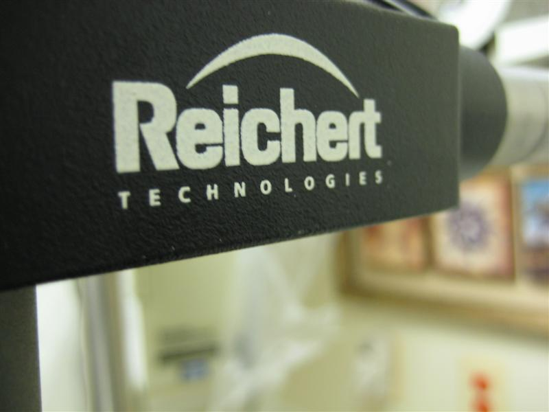 Reichert Ophthalmic Exam Lane
