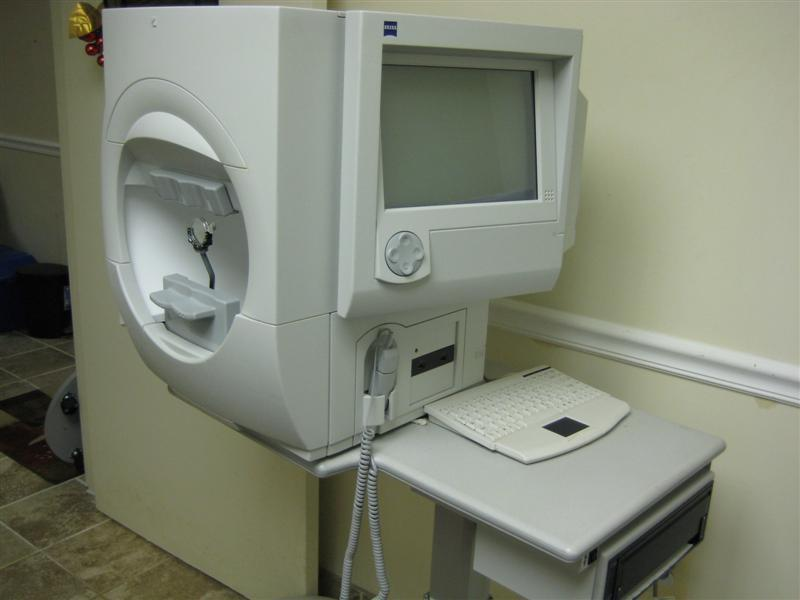 2012 Humphrey  Visual Field Analyzer Model 750i