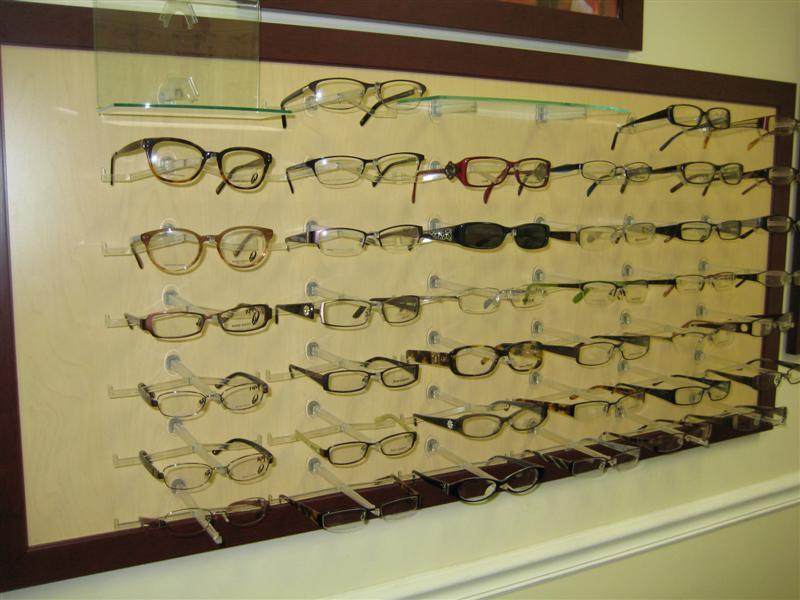 2011 Eyewear  Retail Displays