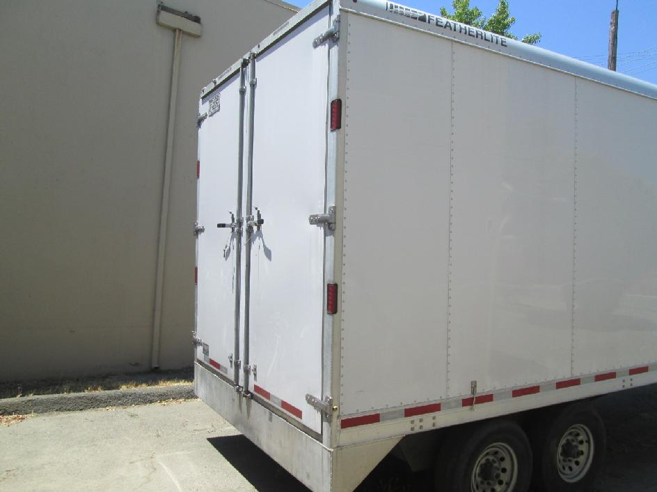 2014 Featherlite Car Hauler Trailer Model 4941